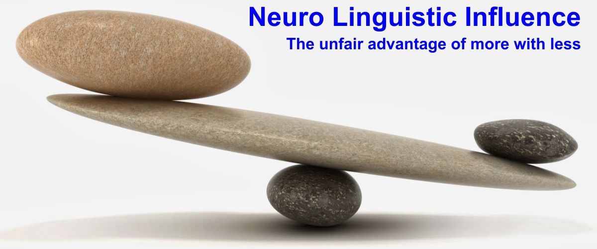 Neuro Linguistic Influence
